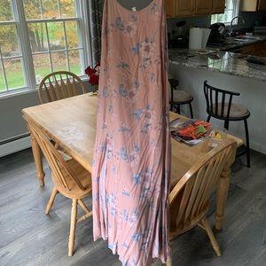 AE maxi floral dress